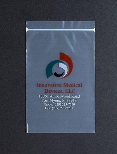 Printed Zip Lock Bags