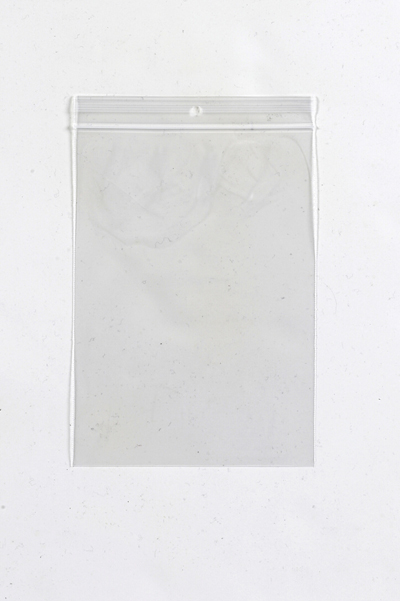 "Large Clear Zip Lock Bags (width 11"" and up)"
