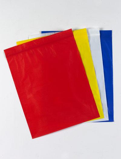 Colored Zip Lock Bags