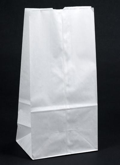 White Paper SOS Bags