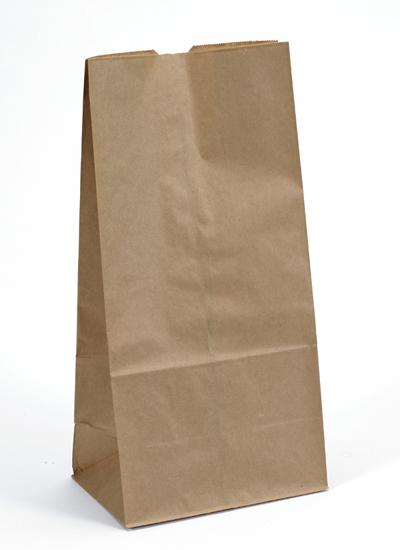 Kraft Paper SOS Bags