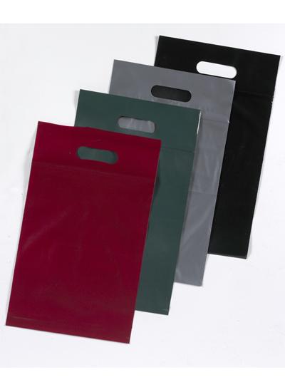 Die Cut Ziplock Bags