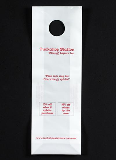 Printed Door Knob Bags